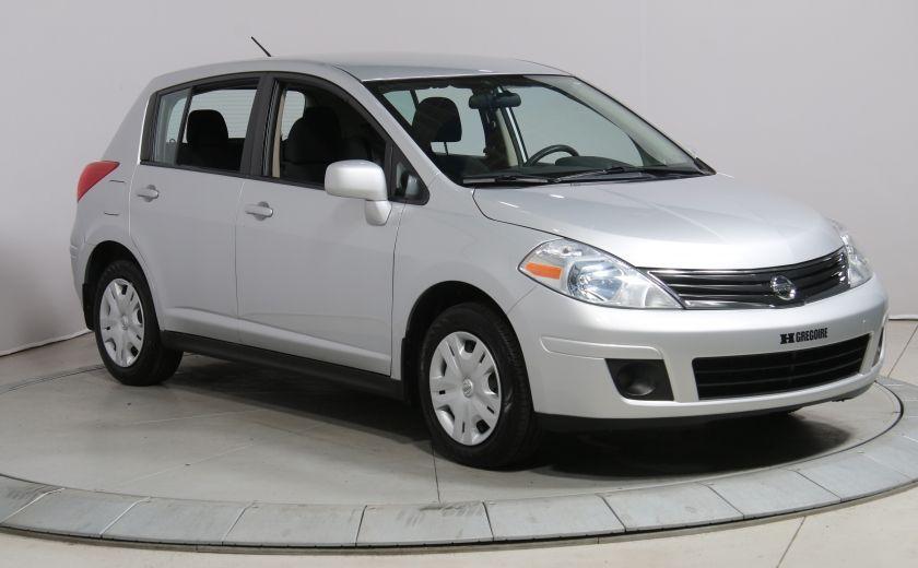 2012 Nissan Versa 1.8 S AUTO A/C GR ELECT BAS KILOMÈTRAGE #0