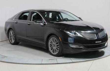 2013 Lincoln MKZ V6 AWD CUIR TOIT PANO MAGS 19