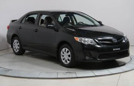 2013 Toyota Corolla CE AUTO BAS KILOMETRAGE #0