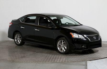 2013 Nissan Sentra SR AUTO A/C MAGS CAM DE RECULE BLUETOOTH #0