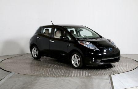 2012 Nissan Leaf SV ELECTRIQUE A/C MAGS CAM DE RECULE #0