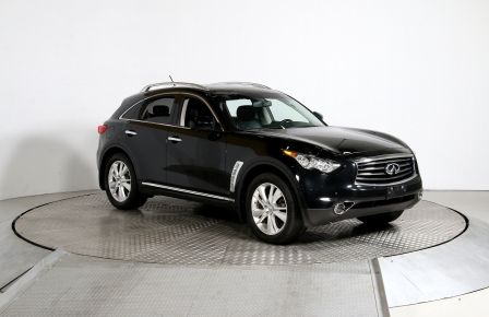 2013 Infiniti FX37 Limited Edition AWD AUTO A/C CUIR TOIT MAGS NAV #0