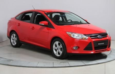 2013 Ford Focus SE A/C BLUETOOTH MAGS #0