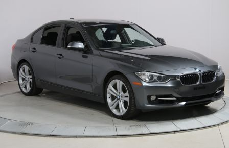 2014 BMW 328I XDRIVE TOIT CUIR BLUETOOTH MAGS #0
