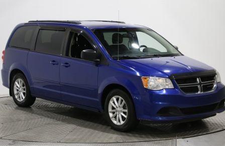 2013 Dodge GR Caravan AUTO A/C DVD MAGS STOW N GO 7 PASSAGERS #0