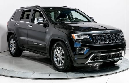 2015 Jeep Grand Cherokee OVERLAND ECO DIESEL CUIR TOIT NAVIGATION #0