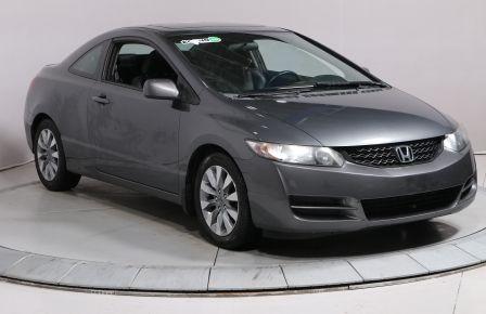 2009 Honda Civic EX-L A/C CUIR TOIT MAGS #0