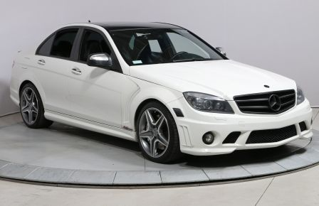 2009 Mercedes Benz AMG 6.3L AMG , TOIT PANORAMIQUE, CUIRE, NAV, MAGS #0