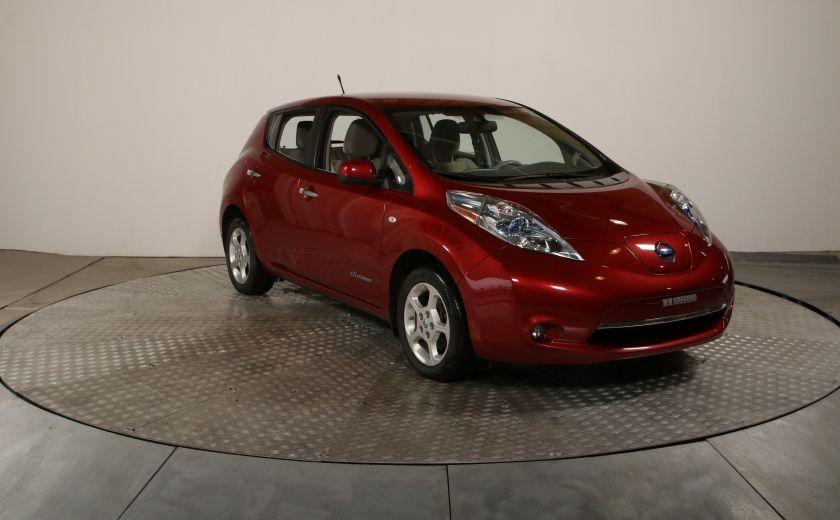 2012 Nissan Leaf SV A/C BLUETOOTH MAGS #0