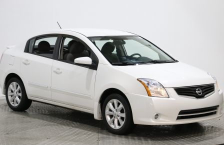 2012 Nissan Sentra 2.0 S BAS KM AUTO A/C GR ELECT MAGS #0