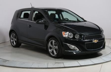 2015 Chevrolet Sonic RS AUTO A/C BLUETOOTH CUIR MAGS #0