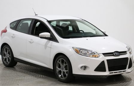 2014 Ford Focus SE A/C GR ELECT MAGS BLUETOOTH #0