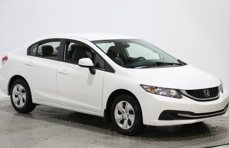 2013 Honda Civic LX A/C BLUETOOTH GR ELECTRIQUE #0