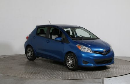 2013 Toyota Yaris SE AUTO AC GR ELECT MAGS BLUETOOTH #0