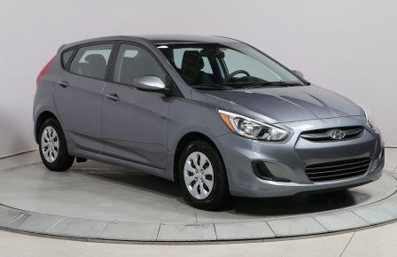2016 Hyundai Accent LE AUTO A/C BAS KILOMÈTRAGE #0
