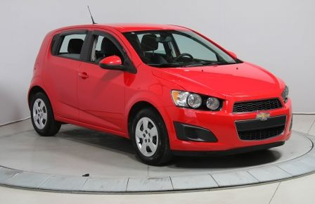 2014 Chevrolet Sonic HATCHBACK LS A/C BLUETOOTH #0