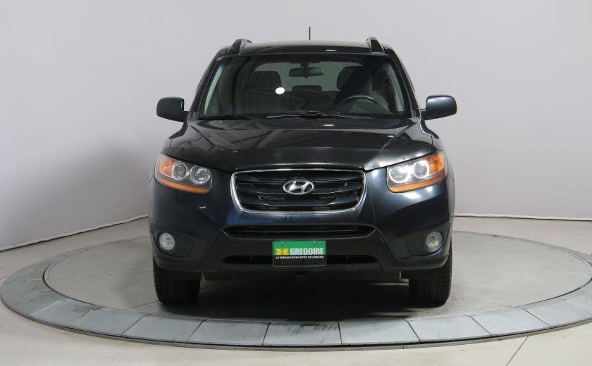 2011 Hyundai Santa Fe GL AWD A/C BLUETOOTH GR ELECTRIQUE #0