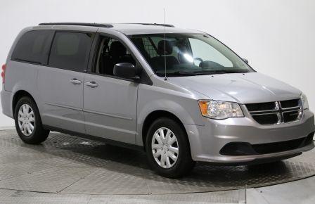 2014 Dodge GR Caravan SXT STOW'N GO #0