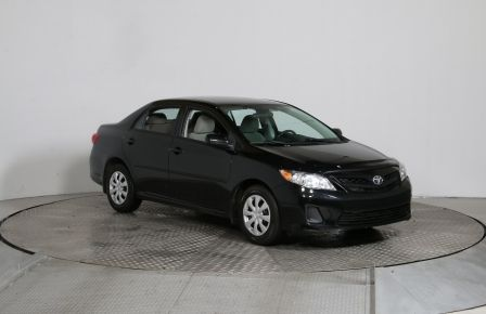 2013 Toyota Corolla CE A/C GR ELECT BLUETOOTH #0