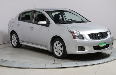 2012 Nissan Sentra 2.0 SR A/C BLUETOOTH MAGS #0