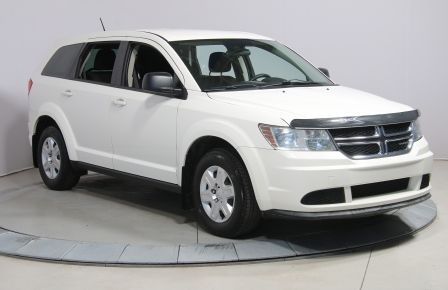 2012 Dodge Journey SE Plus AUTO A/C GR ELECT #0