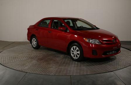 2013 Toyota Corolla CE 4 PORTE AUTO #0