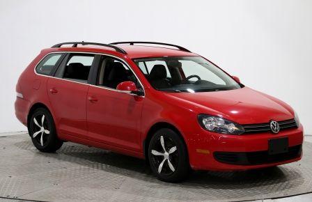 2011 Volkswagen Jetta TDI Comfortline DIESEL AUTO A/C CUIR MAGS #0