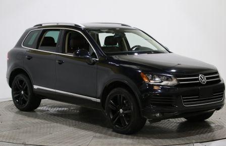 2013 Volkswagen Touareg HIGHLINE TDI DIESEL AWD CUIR TOIT PANO NAVIGATION #0