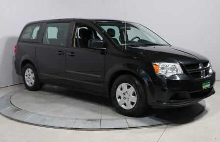 2012 Dodge GR Caravan SE A/C GR ELECTRIQUE #0