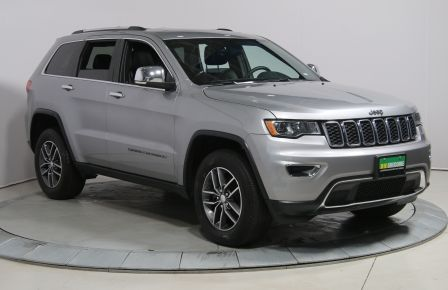 2017 Jeep Grand Cherokee LIMITED 4X4 TOIT CUIR MAGS #0