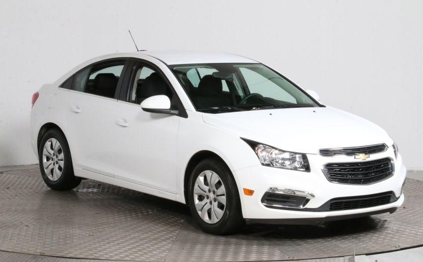 2016 Chevrolet Cruze LT AUTO A/C BLUETOOTH CAM DE RECULE #0