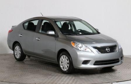 2014 Nissan Versa SV AUTO A/C GR ELECT BLUETOOTH #0
