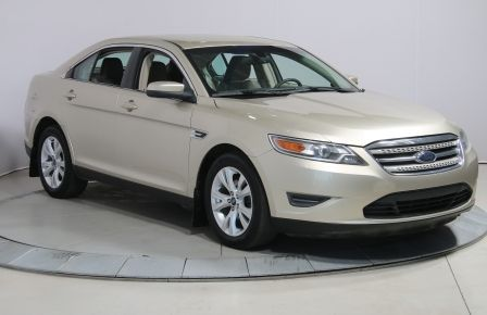 2010 Ford Taurus SEL AWD A/C BLUETOOTH MAGS #0