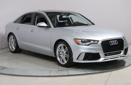 2012 Audi A6 3.0T QUATTRO #0