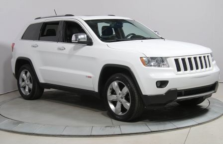 2013 Jeep Grand Cherokee LIMITED 4X4 TOIT CUIR MAGS #0