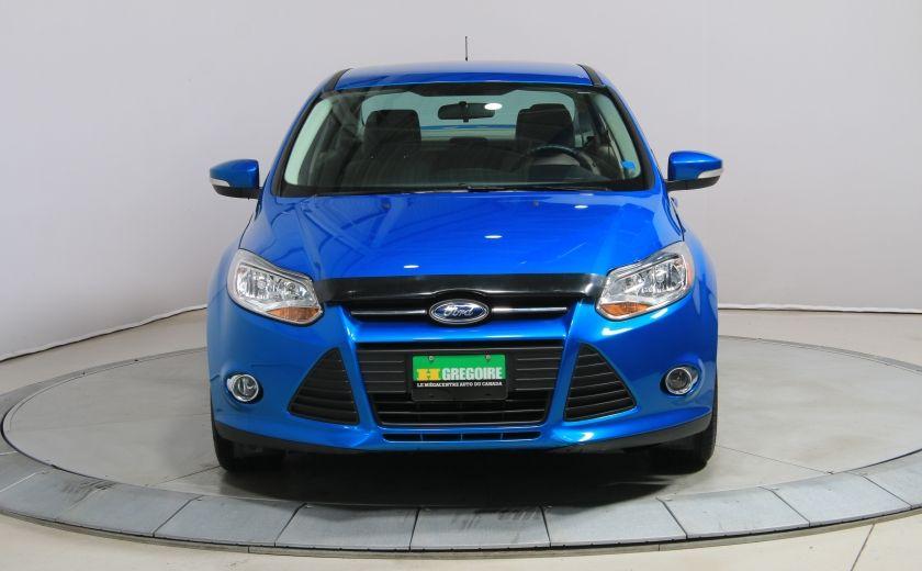 2013 Ford Focus SE AUTO A/C MAGS BLUETHOOT #0