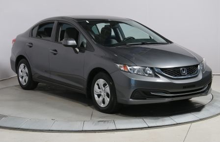 2013 Honda Civic LX AUTO A/C GR ELECT BLUETHOOT #0