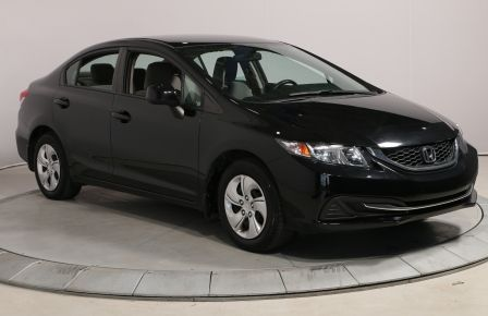 2013 Honda Civic LX AUTO A/C BLUETOOTH GR ELECTRIQUE #0