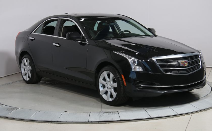2015 Cadillac ATS 2.0 TURBO AWD AUTO A/C CUIR TOIT MAGS #0