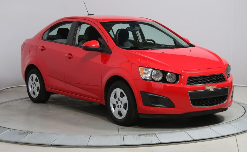 2015 Chevrolet Sonic LS A/C BLUETOOTH #0