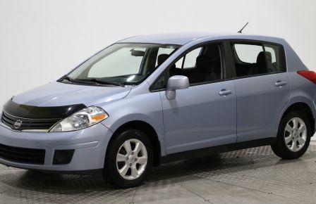 2012 Nissan Versa 1.8 SL AUTO A/C GR ELECT MAGS #0