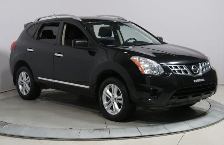 2013 Nissan Rogue SV AWD A/C BLUETOOTH MAGS #0