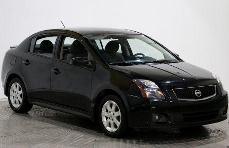 2012 Nissan Sentra 2.0 SR #0