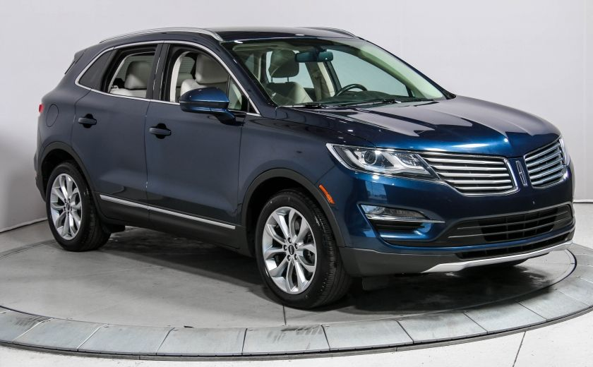 2015 Lincoln MKC AWD CUIR TOIT PANO NAVIGATION #0