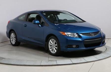 2012 Honda Civic EX A/C TOIT MAGS #0