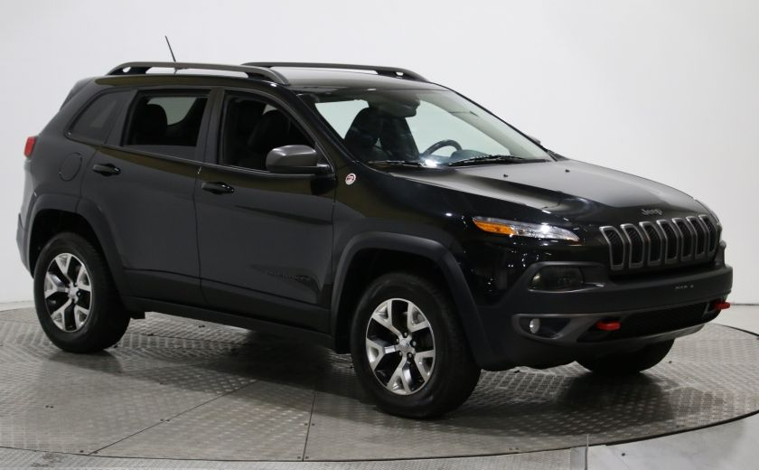 2015 Jeep Cherokee TRAILHAWK AWD V6 #0