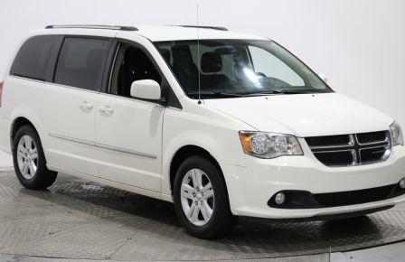 2012 Dodge GR Caravan CREW STOW'N GO MAGS DVD PORTES ET HAYON ÉLECT #0