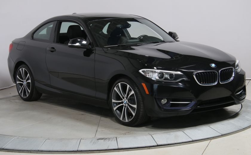 2014 BMW 228i A/C TOIT CUIR MAGS #0