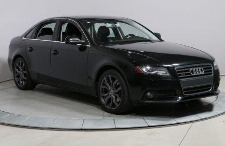 2011 Audi A4 2.0T QUATTRO TOIT CUIR MAGS #0