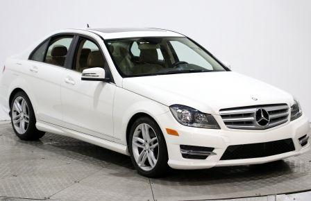2013 Mercedes Benz C300 C 300 4MATIC AUTO CUIR TOIT MAGS #0